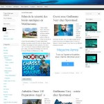 site vitrine + blog